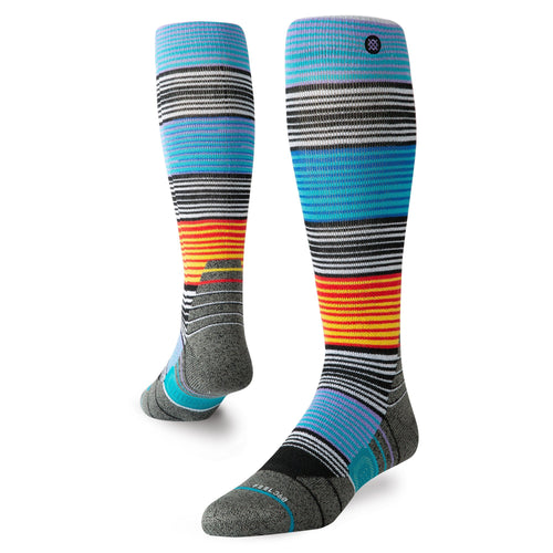 Stance Socks Snow Wolf Crossing Multi