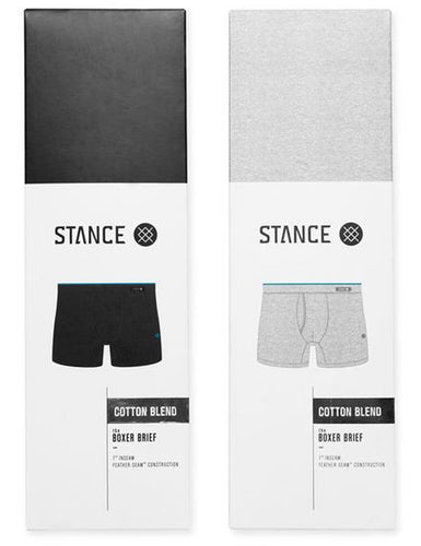 Sous-vêtements Stance - LOT DE 2 BOXERS STAPLE - Multicolore