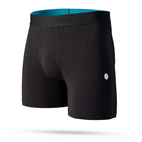 Stance Underwear STANDARD 6in BOXER BRIEF Black