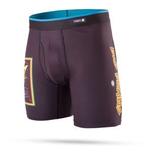 Stance Socks Bad Brains Boxer Brief Black