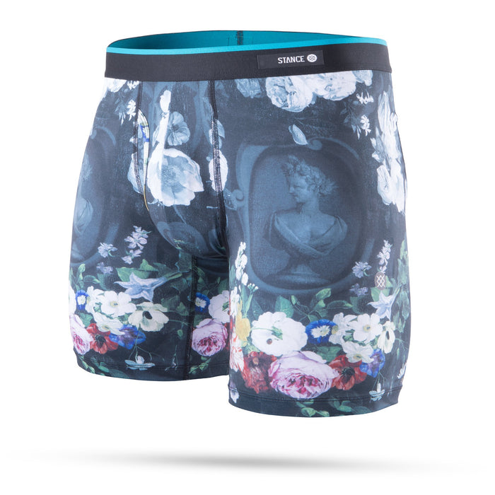 Stance Underwear Flora Class Boxer Brief Black