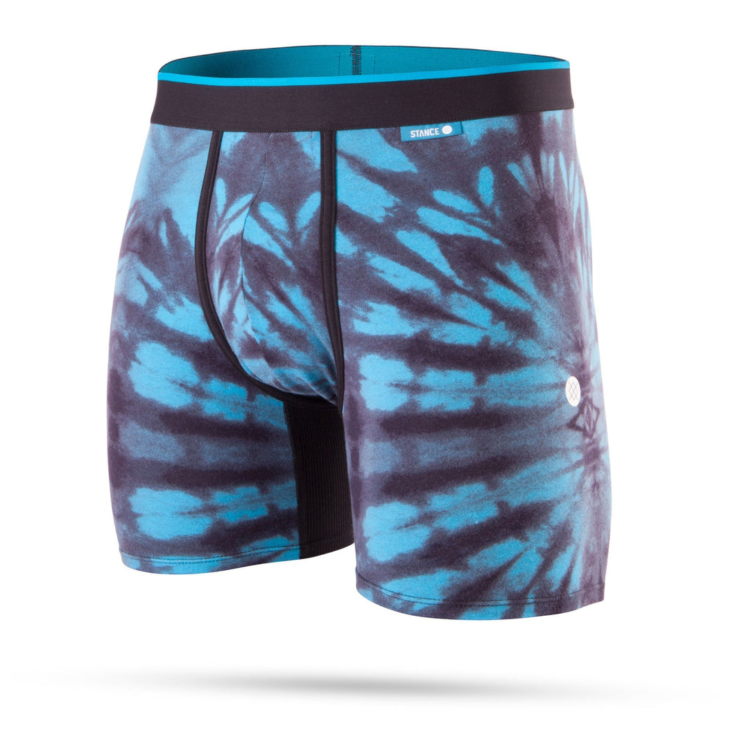 Stance Underwear Burnout Wholester Blue