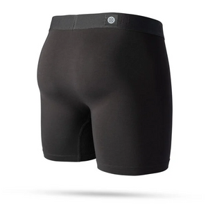 Stance Underwear STAPLE 6in 2 PACK Black