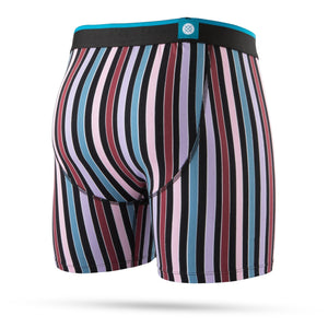 Stance Underwear Between The Lines Wholester Black