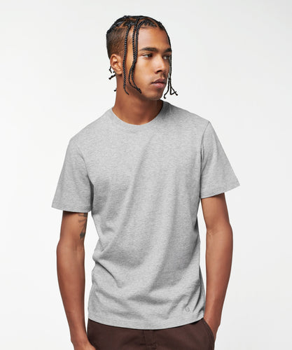 T-shirts gris chiné Bends de Stance