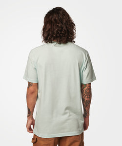 Stance T-shirts Eon Ice blue
