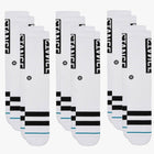 Load image into Gallery viewer, Stance Socks OG 6 Pack White