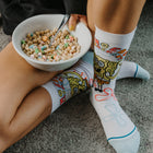 Load image into Gallery viewer, Stance Socks IMAGINATION BOB White