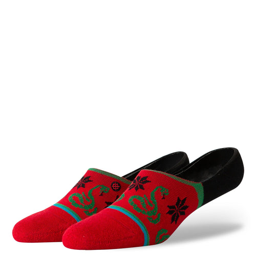 Chaussettes Stance Stocking Stuffer rouges
