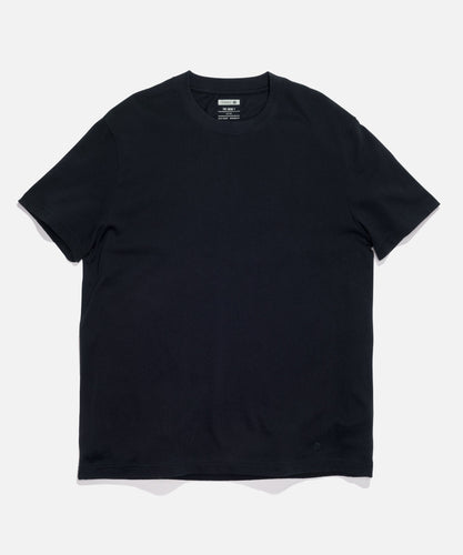 Stance T-Shirts OVERSIZED SOLID Black