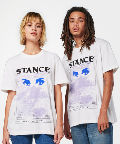 Stance T-shirts Watching White