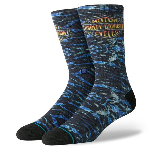Stance Socks Harley Marble Mc Multi