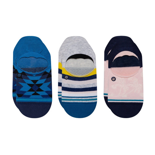 Stance Socks Avalon 3 Pack Multi