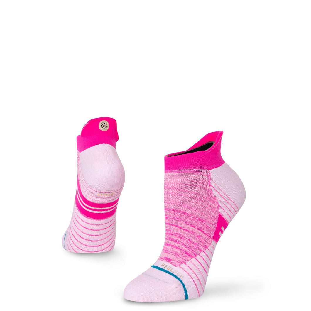 Chaussettes Stance - DOUBLE DASH - Rose
