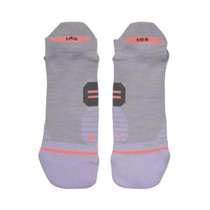 Stance Socks Uncommon Solids Run Tab Womens Lavender