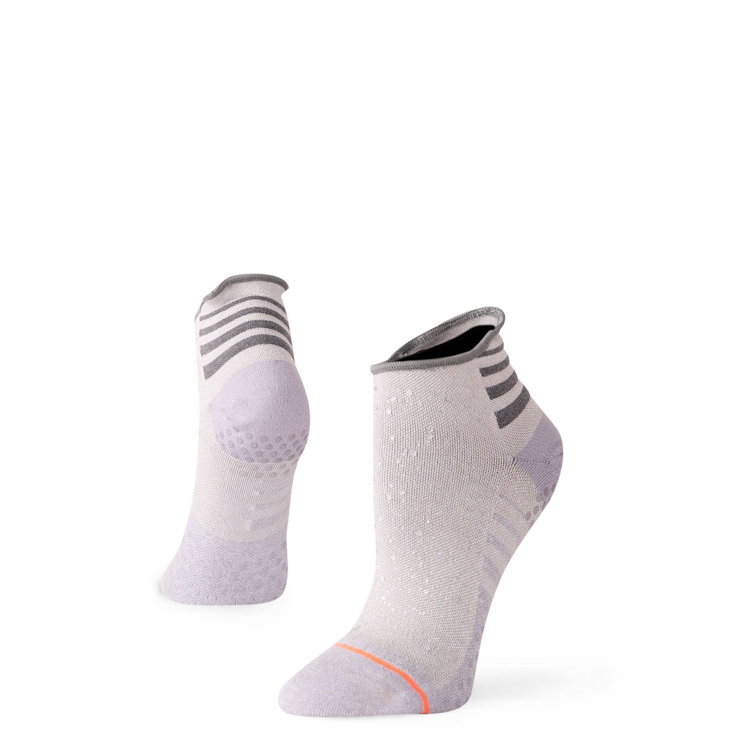 Stance Socks Silver Yogi Toe Grey