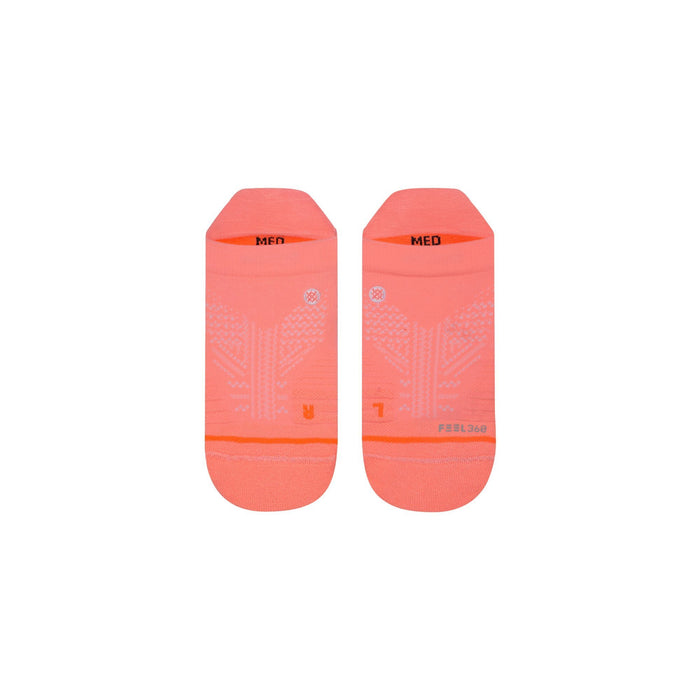 Stance Socks Uncommon Train Tab Womens Orange