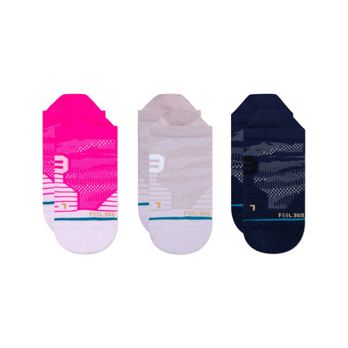 Stance-Socken – WATCH ME 3ER-PACK – Bunt