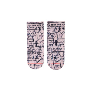 Stance Socks Mostly Old Ladies White