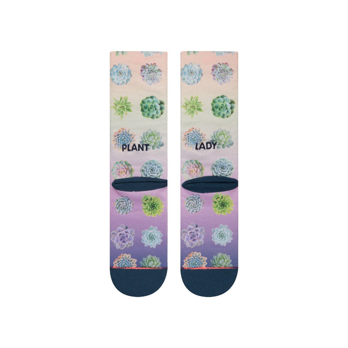 Stance Socks Plant Lady Multicoloured