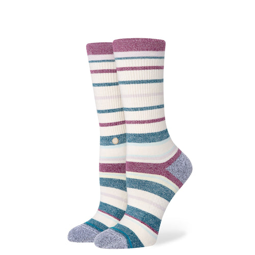 Chaussettes Stance - NICE FINNISH CREW - Canvas