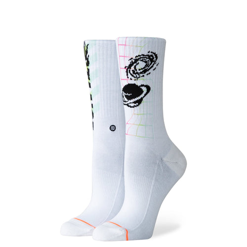 Stance Socks Race To Space White