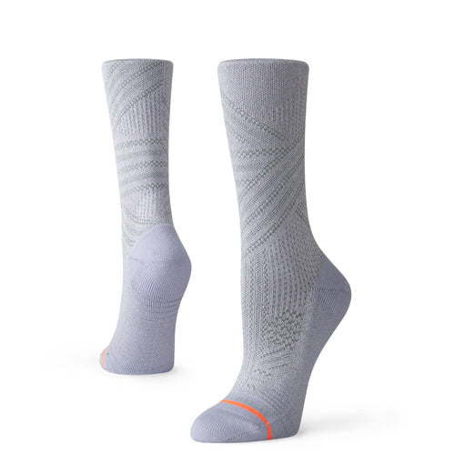 Chaussettes Stance - UNCOMMON TRAIN CREW FEMME - Lilac ice