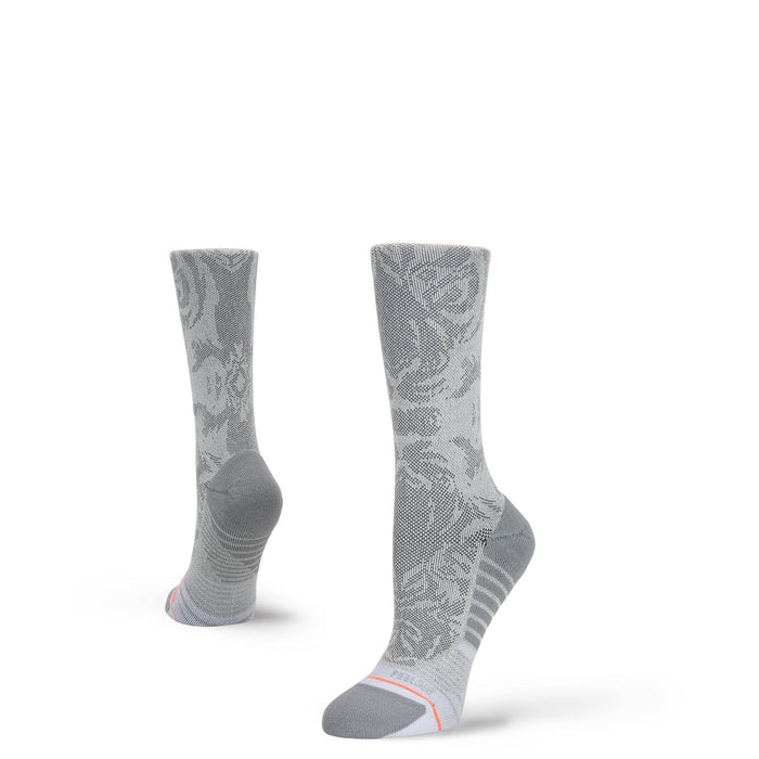 Stance Athletic Socks Shiny Tiger Crew Grey