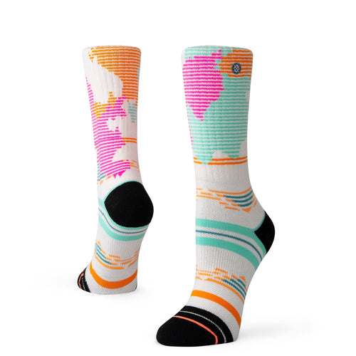 Stance Hiking Socks Rhosite Outdoor Pink