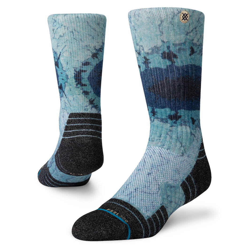 Chaussettes Stance - HAYES CREW - Bleu