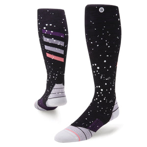 Stance Socks Snow Wonderland Black