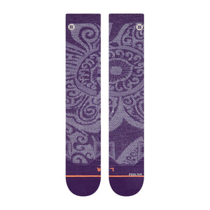 Stance Socks ILLUMINATE Purple