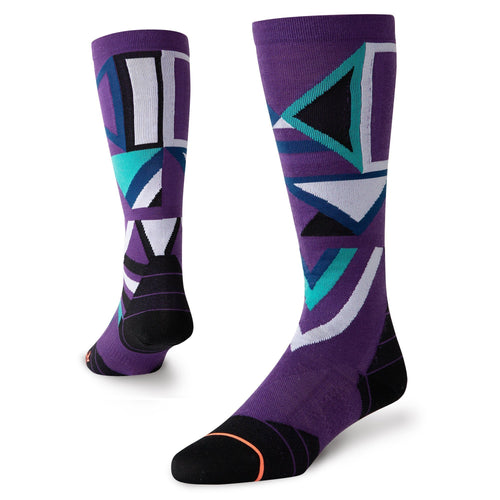 Stance Socks WISTERIA Purple
