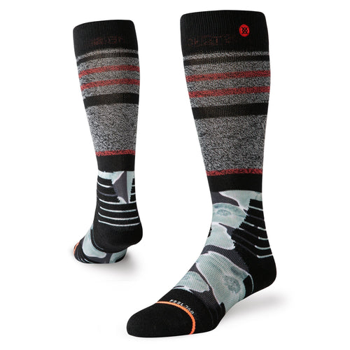 Chaussettes Stance - HIGH HEAT THERMO - Noir
