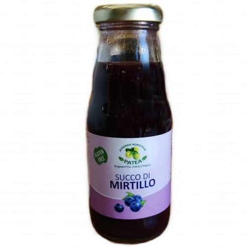 Succo di Mirtillo 100% BIO 750ml