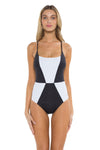 Block Party Kyle One Piece BAW Front