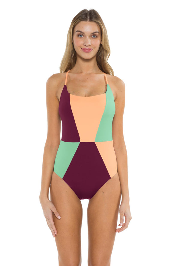 Block Party Kyle One Piece BAM Front