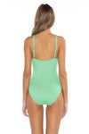 Color Splash Kate One Piece Mint Back