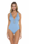 Color Splash Kate One Piece Sky Front