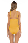 Color Splash Kate One Piece Yellow Back