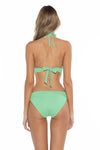 Color Splash Halie Bikini Bottom Mint Back
