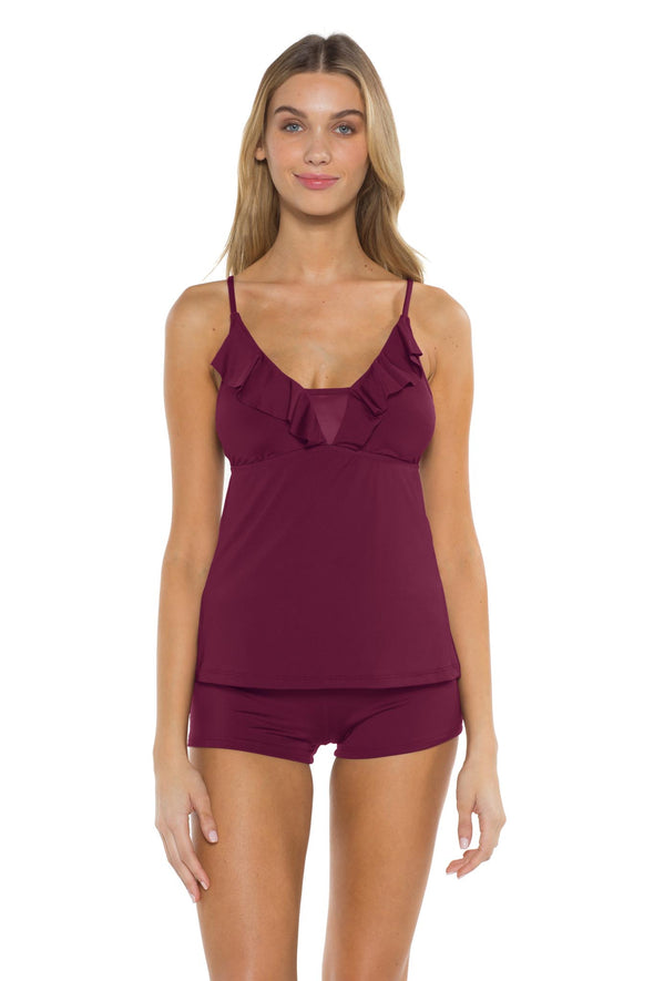 Spell Bound Layla Tankini Top