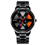 3D GTR Wheel Watch