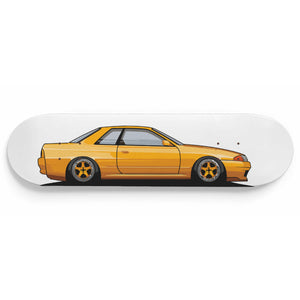 R32 Skateboard Wall Art
