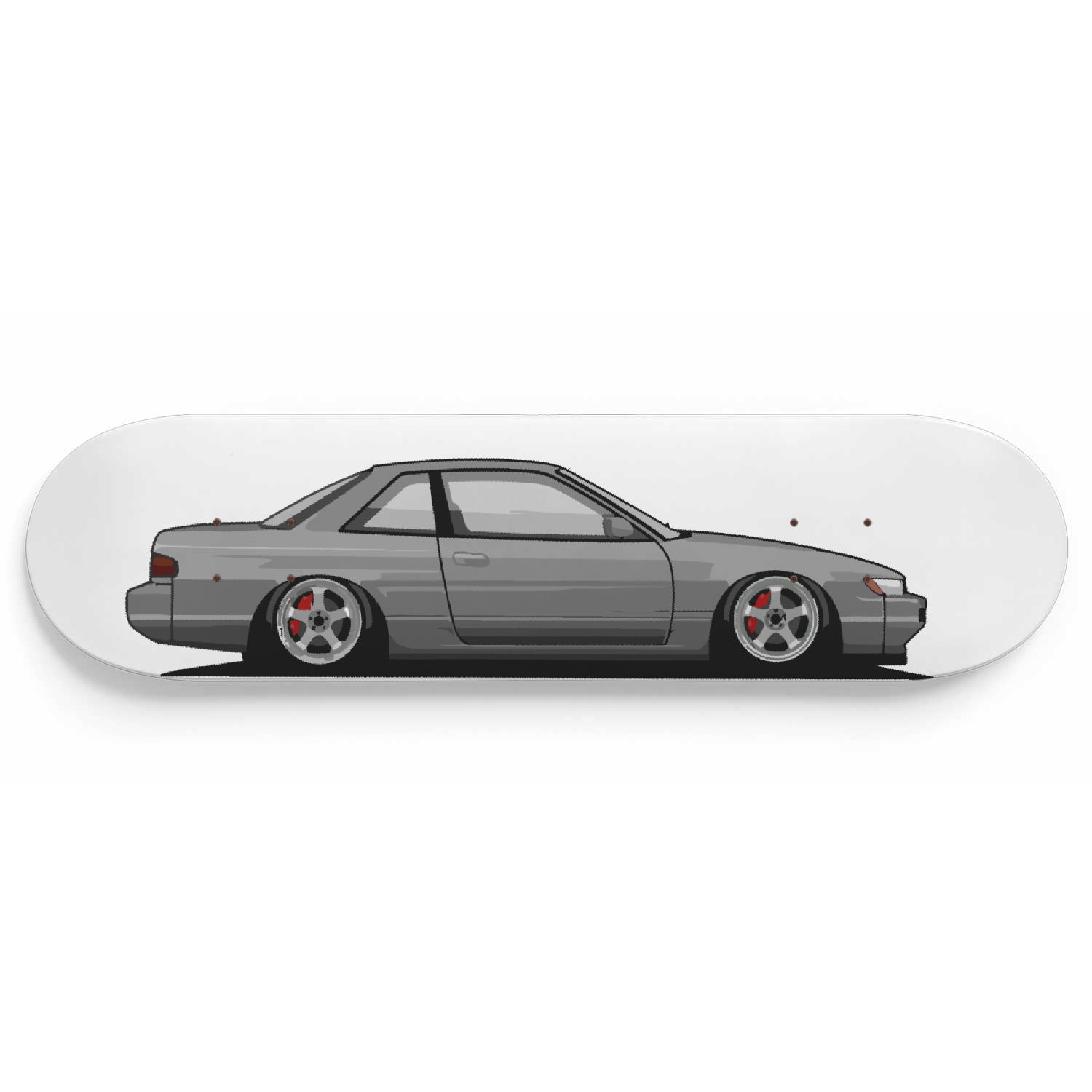 S13 Skateboard Wall Art