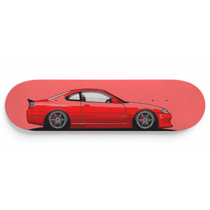 S15 Skateboard Wall Art Matched