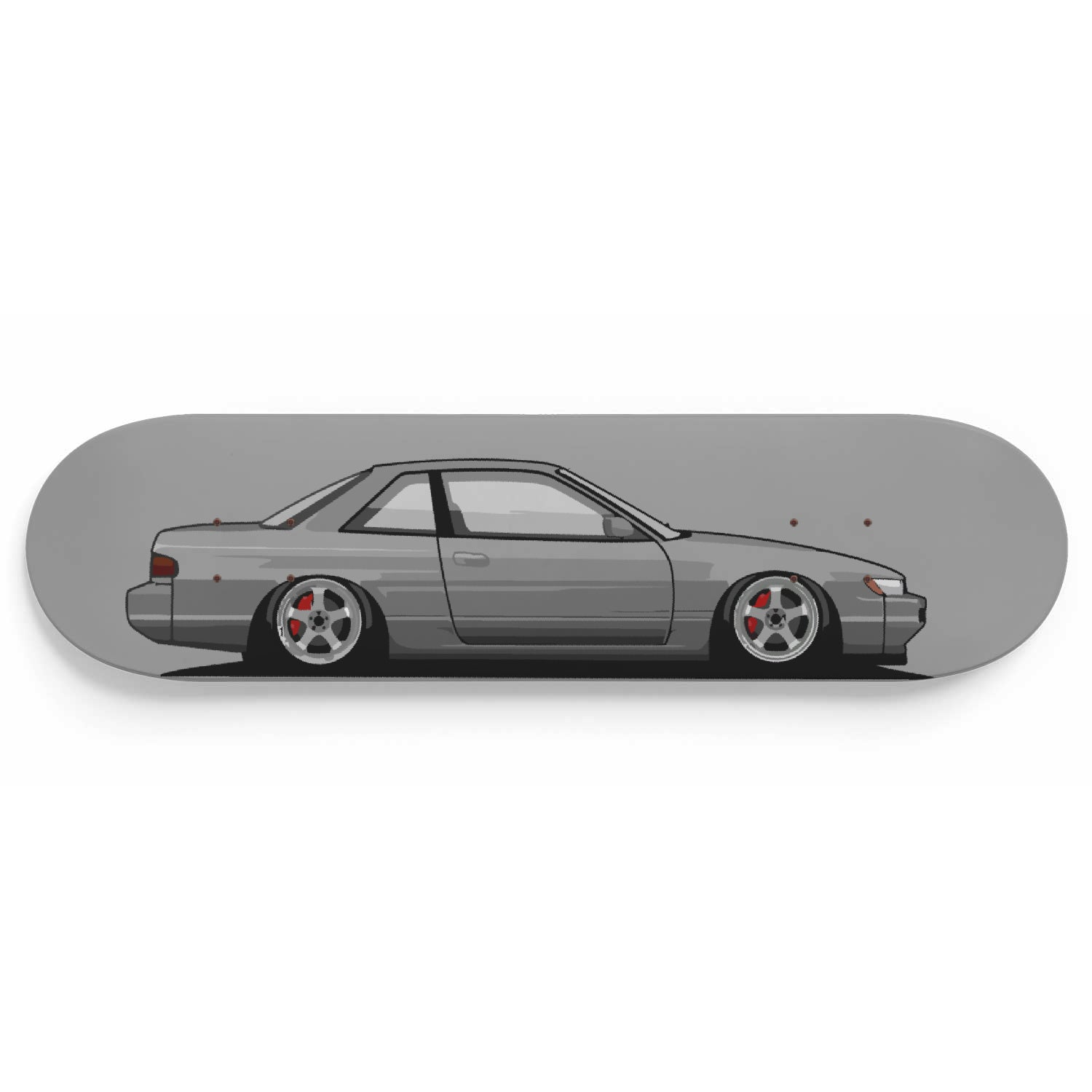 S13 Skateboard Wall Art Matched