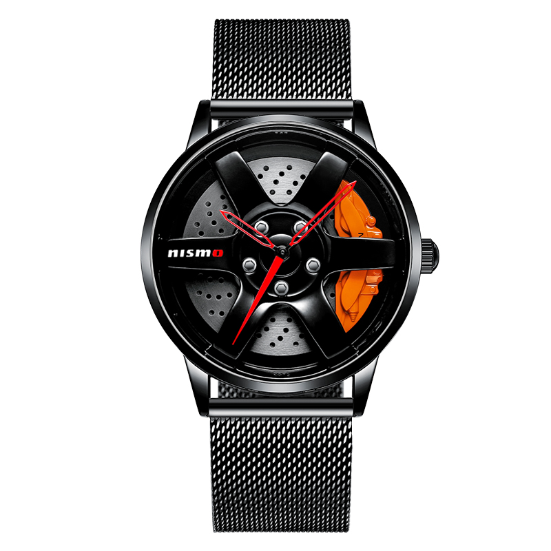 JDM Junkies™ GTR (Nismo) Wheel Watch