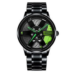 JDM Junkies™ TE37 Wheel Watch
