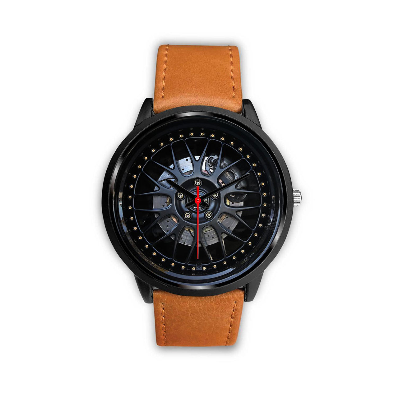 Work 2-Piece Rim Watch